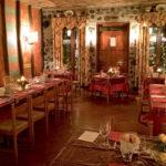 la griglia hotel e ristorante sala