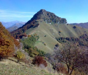Tour Monte Crocione - Sasso Gordona - Sentiero delle espressioni